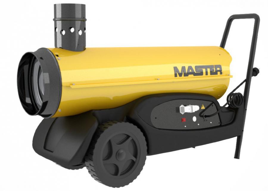 тепловые пушки master цены