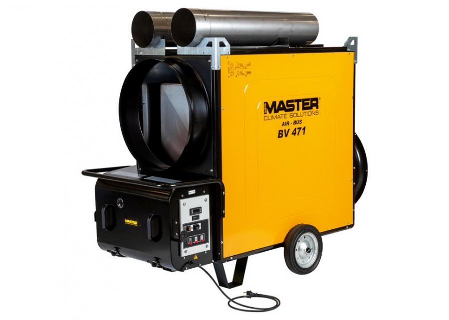 Master - Тепловые пушки и нагреватели воздуха, обзор, цены ...